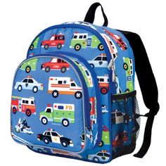 7dfd177226b Wildkin Children s Backpack with Insulated Front Pocket
