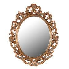 Image result for gold mirror