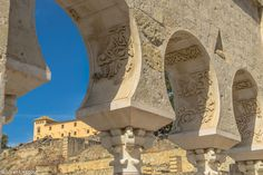 *MEDINA AZAHARA, CORDOBA, SPAIN ~ Ornamental Gates