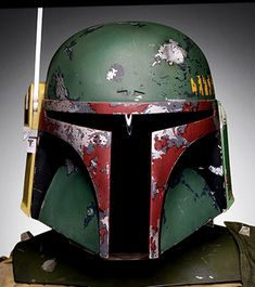 Boba Fett, an intergalactic bounty hunter, was the best character from the original 'Star Wars' trilogy.