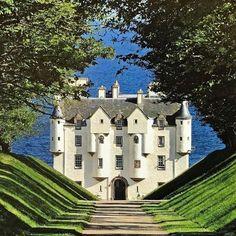 Dunbeath castle Scotland.