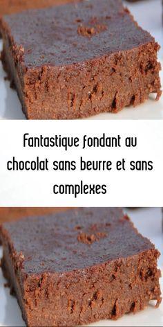 Cheesecake Mousse Recipe, Chocolate Mousse Cheesecake, Cheesecake Recipes, Thermomix Desserts, Ww Desserts, Dessert Recipes, Dessert Healthy, Chocolate Fondant, Chocolate Desserts