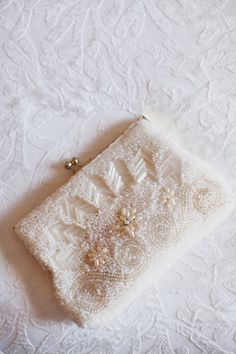 Beaded Clutch - Think we all need one of these! Photography by jodimillerphotography.com