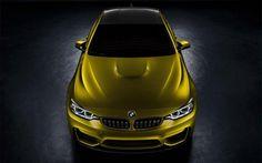 BMW Concept M4 Coupé: presentación oficial
