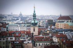 Prague, Czech Republic Old Town.