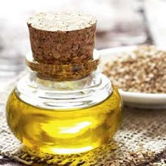 Rice Bran Oil has vitamin E and is great on aging skin and delaying and diminishing wrinkles and fine lines. Use on a facial bar for older skin.