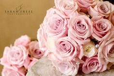 Pink rose bouquets are wonderful for Valentine's Day!  Be happy!!!