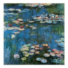 $$$ This is great for          	Waterlilies by Claude Monet, Vintage Impressionism Print           	Waterlilies by Claude Monet, Vintage Impressionism Print In our offer link above you will seeHow to          	Waterlilies by Claude Monet, Vintage Impressionism Print Here a great deal...Cleck Hot Deals >>> http://www.zazzle.com/waterlilies_by_claude_monet_vintage_impressionism_poster-228349428196648593?rf=238627982471231924&zbar=1&tc=terrest