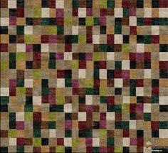 Patchwork Contemporary - Design your Own Custom Area Rug at www.HighCountryRugs.com