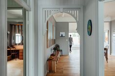 """A modest """"Queenslander"""" cottage in the Brisbane suburb of West End has been renovated and expanded."""