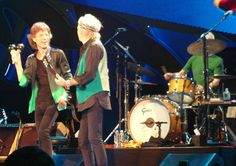 The Rolling Stones live at Marcus Amphitheater - Summerfest, Milwaukee, WI, USA, June 23, 2015 by IORR