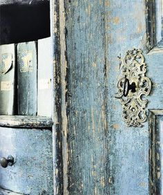 Silver key, posted via tginteriors.blogspot.com