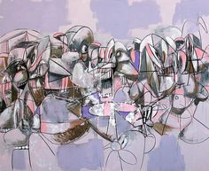 George Condo, #art #abstract