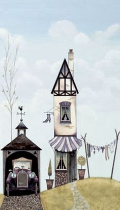 gary walton artwork | Gary Walton - Her Place