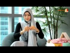 ▶ Tutorial Hijab Pashmina Sifon Semi Formal Untuk Silaturahmi Terbaru 2013 by Natasha Farani - YouTube