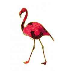 Flamingo No. Two // Parima Studio