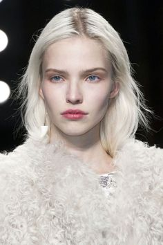 The Hottest Makeup Trends For Fall 2014 - Bare Minimum - Isabel Marant