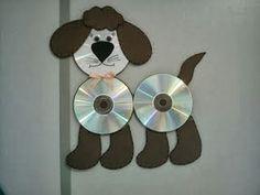 Τι μπορούμε να φτιάξουμε με τα παλιά cd ~ Είμαι παιδί