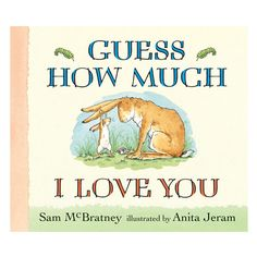Guess How Much I Love You!?