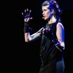#HTE Performance Tech and Design: Musician Imogen Heap Closes Design Indaba 2016 Ending on a high-note Design I