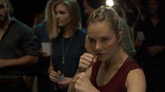 female fight squad trailer