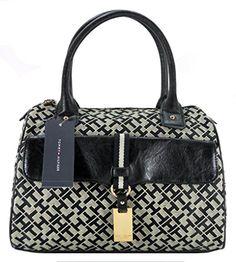 Tommy Hilfiger Handbag Tote * Click image to review more details.