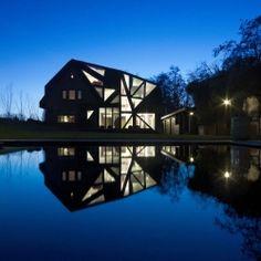 Villa Rotterdam 2 Renovation by Ooze