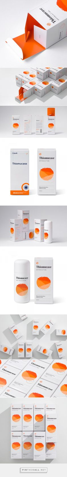 Thiomucase Redesign - Packaging of the World - Creative Package Design Gallery - http://www.packagingoftheworld.com/2017/09/thiomucase-redesign.html
