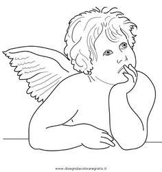 www.disegnidacoloraregratis.it disegni_misti 31299 disegno-31299-Raffaello-angioletti-02.php