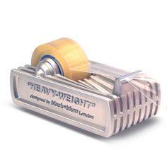 Heavy weight tape dispenser from @TheGladstones at Pedlars.co.uk