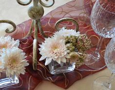 Change the Setting by Cecile's Flowers and Events   / 7