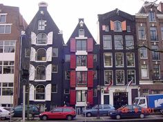 My first trip to Amsterdam in '01