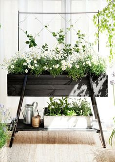 Black And White Outdoor Space Ideas 2