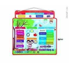 Magnetic Educational Calendar