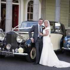 1950 Rolls Royce Silver Wraith timeless vintage car for bride grooms with style. An excellent choice for your special wedding day Vintage Cars, Antique Cars, Rolls Royce Silver Wraith, Bridal Brooch Bouquet, Wedding Car, 1950s, Groom, Bride, Style