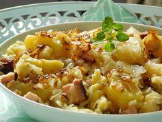 Potato Salad, Cauliflower, Macaroni And Cheese, Potatoes, Vegetables, Cooking, Ethnic Recipes, Treats, Beauty