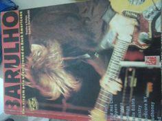 Um dos meus primeiros livros ... rock n roll