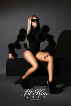 Lil Kim---- you wanna bumble with the bee?