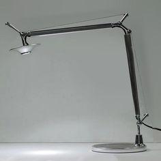 Modern Industrial Metal Long Arm Table Lamp 11914