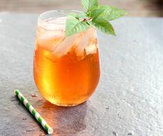The Best Keto Cocktails - Peach Long Island Iced Tea Tequila And Lemonade, Limeade Margarita, Tea Recipes, Cocktail Recipes, Alcohol Recipes, Drink Recipes, Punch Recipes, Cocktail Drinks