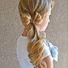 Beautiful #hair #bow! (at Christina by design)