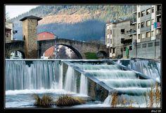 PUENTE VIEJO DE BALMASEDA, Vizcaya, Basque Country.