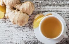SIP GINGER TEA FOR DIGESTION OR IF YOU'RE FEELING COLD Ginger is a fabulous warming digestive aid & circulatory stimulant. As a circulatory stimulant, it helps warm the extremities & is a great ally for people who often feel cold. As a digestive aid, it stimulates the absorption of nutrients, alleviates nausea & helps reduce digestive discomfort following eating. Try ginger tea before or after meals to reduce gas, bloating, cramping, especially if you find that you have difficulty digesting…