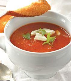 Una deliciosa sopa para consentir a mamá en su día.