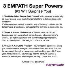 Empath Traits, Intuitive Empath, Empath Abilities, Psychic Abilities, Infj Personality, Spiritual Awakening, Self Development, Self Help, Life Lessons