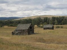 God's country and someone's homestead