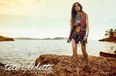 Chaleco Etnico   Tete By Odette