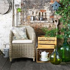 Get your garden, patio or balcony summer-ready with these great ideas