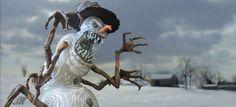 Bad snowman by miirex.deviantart.com on @DeviantArt