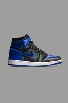 a195416367de41 Air Jordan 1 Retro High EP  Satin Royal